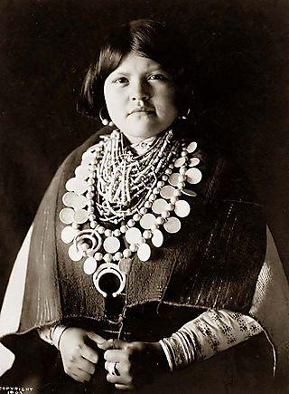 Zuni-Girl