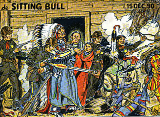 Assasinat de sitting bull