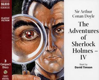 Arthur_Conan_Doyle_Adventures_Sherlock_Holmes_Crooked_Man_Naval_Treaty_unabridged_compact_discs