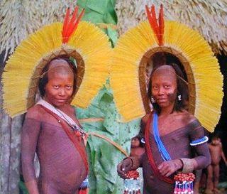 Kayapoindians