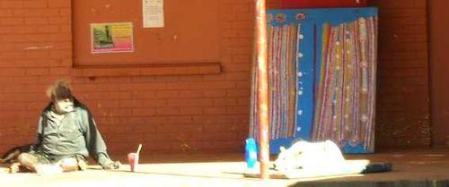 Yuendumu paddy rests (1)