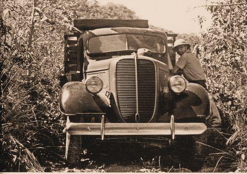 Levi strauss en camion