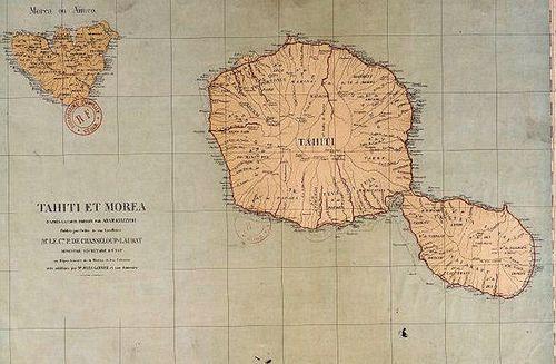 Tahiti musee homme