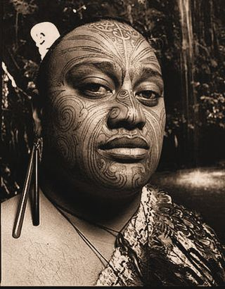 Tatouage-maori-