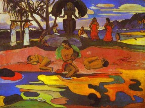 Gauguin-mahana