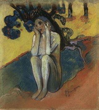 541px-Gauguin_Eve_Bretonne