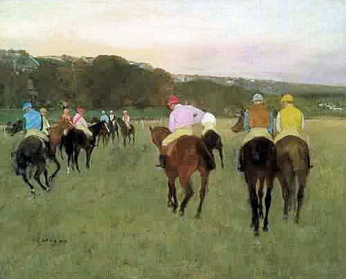 Edgar-Degas-xx-Race-Horses-at-Longchamp-1871