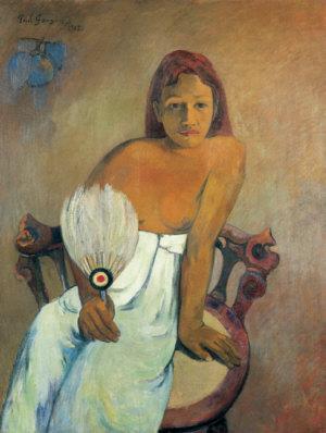 Femme-a-leventail-1902-Gauguin_0