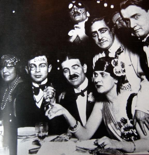 Tzara-party