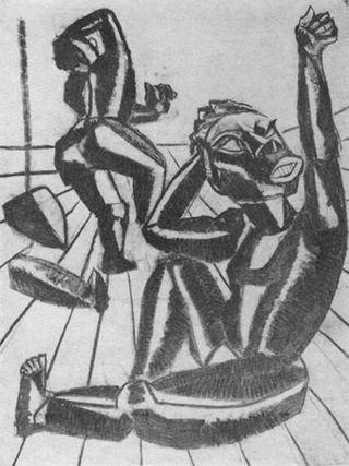 Jancoinvitationunesoiredada1916