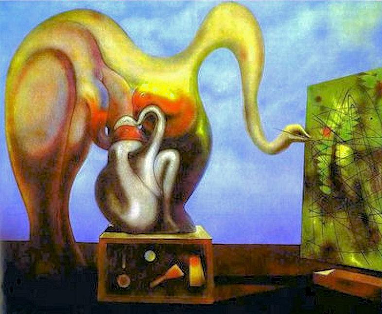 Le_surrealisme_et_la_peinture