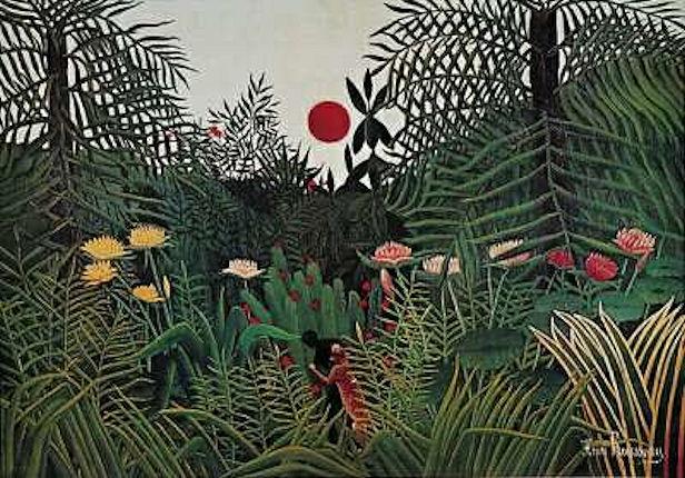 Rousseau-henri-jungle-sunset-2602332 (2)