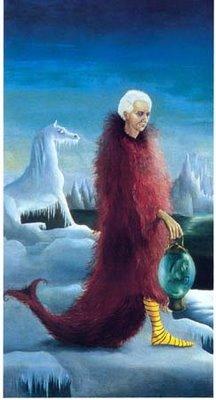 Portrait de Max Ernst 1939