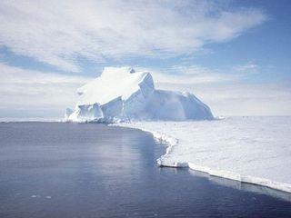 Banquise-Antarctique