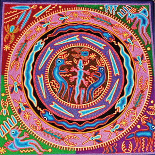 Wirikuta-art-huichol-mexique