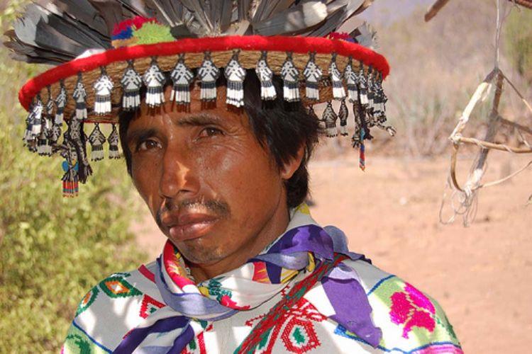 Man-Huichol
