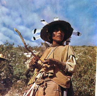 Les secrets des tribus - Chamans et Guérisseurs affiche