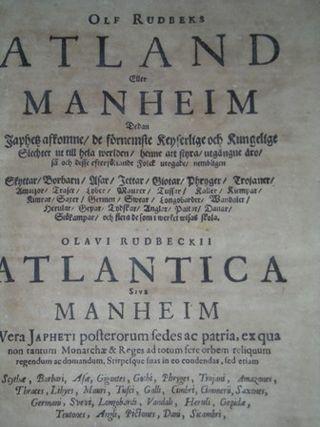 Atland eller Manheim