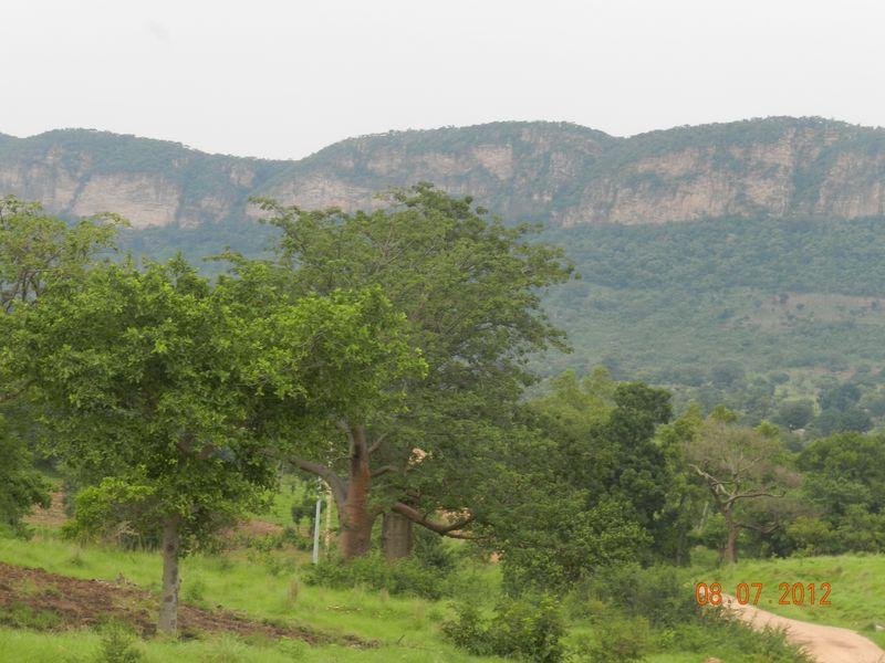 Atakora-Mountains-Scenery