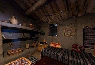 Alamdes maisons kabyle mieux que les tentes des Bedouins