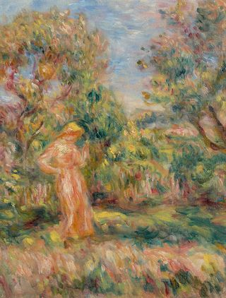 Pierre-auguste-renoir-femme-en-rose-dans-un-paysage_aggrandissement_portrait