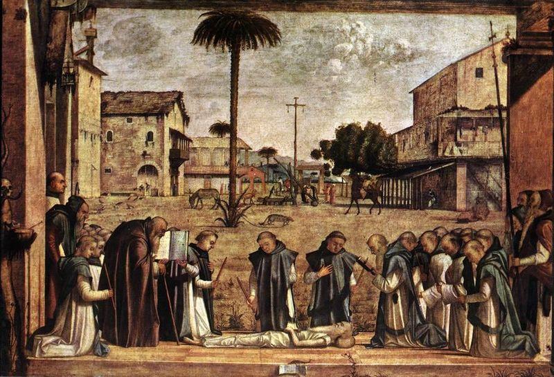 Carpaccio_Vittore-Funeral_of_St_Jerome