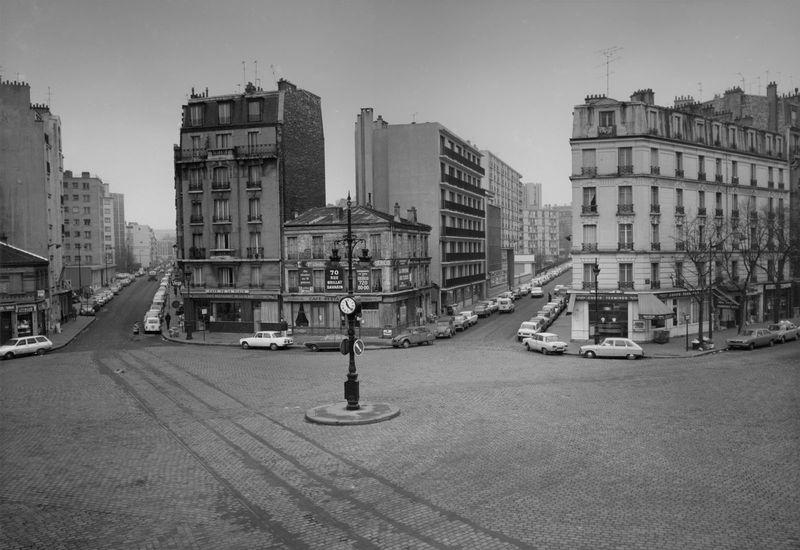 Doisneau-place-de-rungis-1972