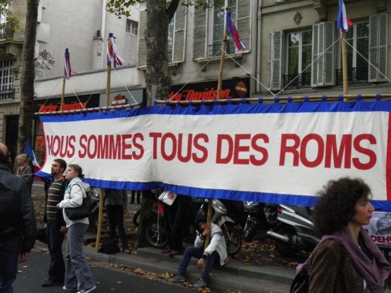 Manifestation-contre-les-expulsions-de-roms
