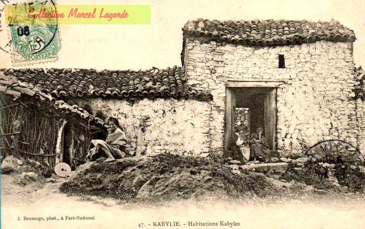 Habitation-Kabyle
