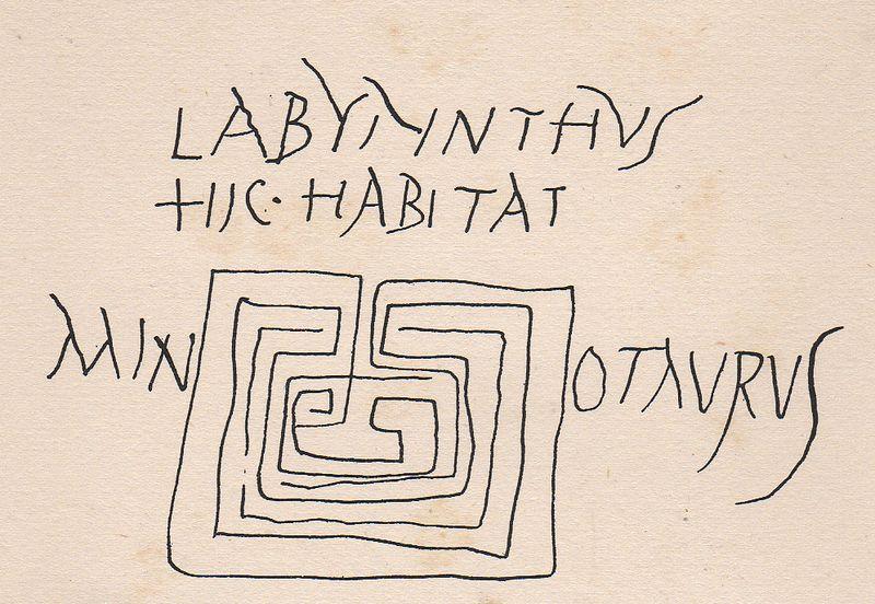 Pompeii-labyrinthe-graffito-ad79