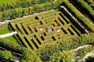 Chateau_jardin_villandry_labyrinthe