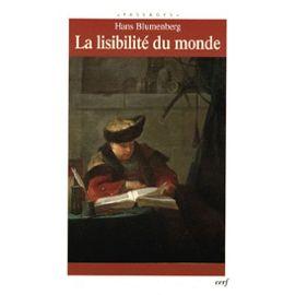 Blumenberg-Hans-La-Lisibilite-Du-Monde-Livre-894182740_ML