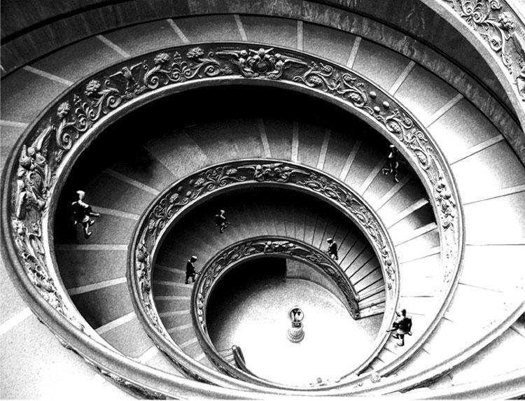 ESCHERDescente-au-Vatican