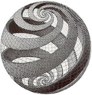 Escher-Sphere