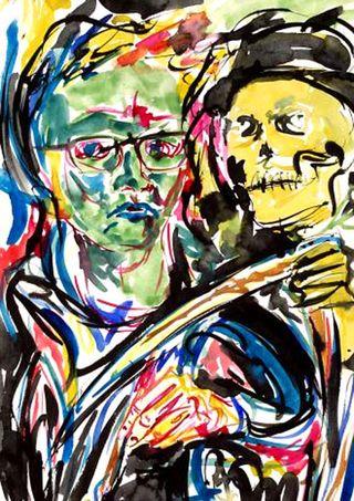 Kalervo-palsa-no-se-olvide-de-la-guadaña-mi-amigo-pintores-y-pinturas-juan-carlos-boveri