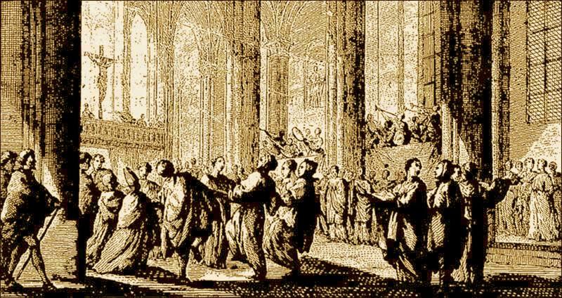 Fête_des_fous_dans_l'église_1752