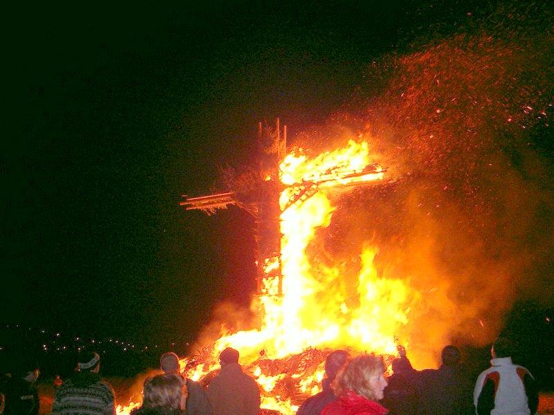 Cross-burning_Junglinster