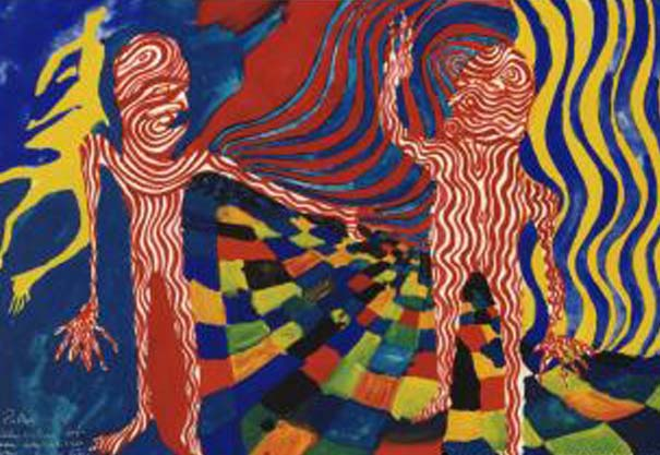 Kalervo-palsa-un-extraño-saluda-como-si-fueran-amigos-pintores-y-pinturas-juan-carlos-boveri