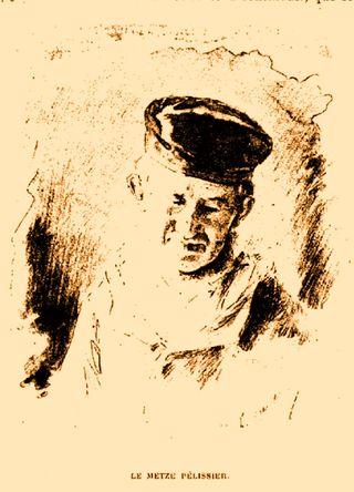 Le mage Pelissier g.VUILLARD