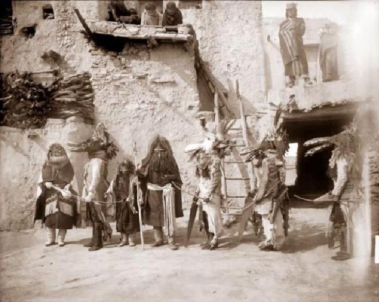 Hopi-Katsinam