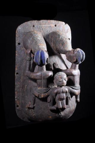 Masque-ventre-gelede-yoruba-nago-nigeria-benin