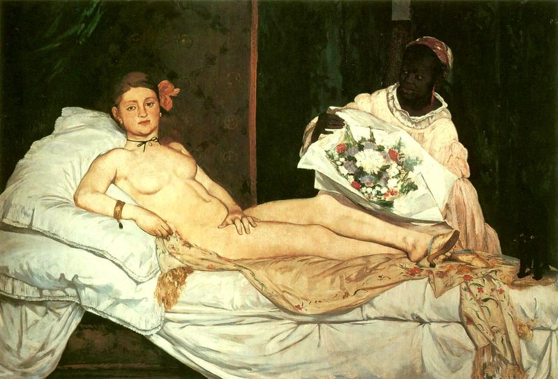 Manet_1863_Olympia