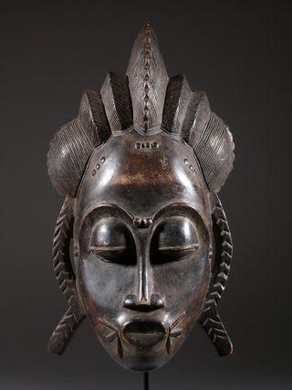 Masque-baoule
