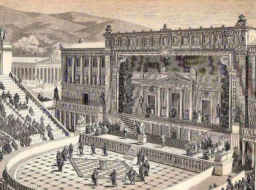 Theatre-dionysos