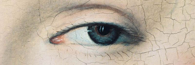 Atelier-ella-tushinsky-restauration-peinture-art-restoration-detail-oeil-eye
