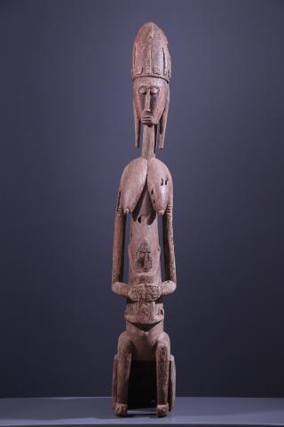 Statue-Bambara COLLEC YE_Art_Africain_img