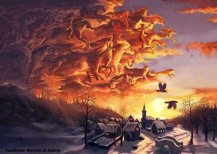 4ebd5371353e85e5f1a1f185f4e37a45--hunting-party-norse-mythology