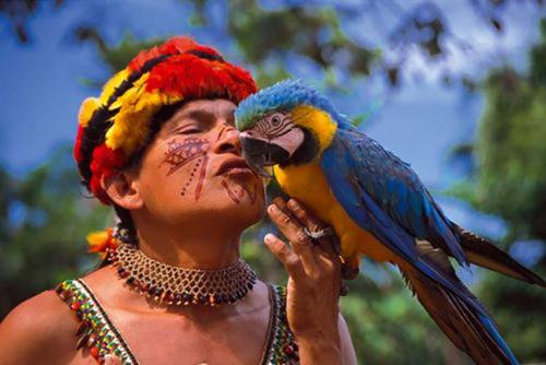 Achuars-amazonie