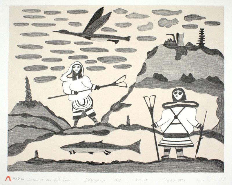 Litho inuit
