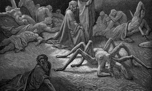 Arachne-Gustave_Doré